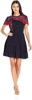 فستان فوبي دانتيل للنساء من فرينش كونيكشن
