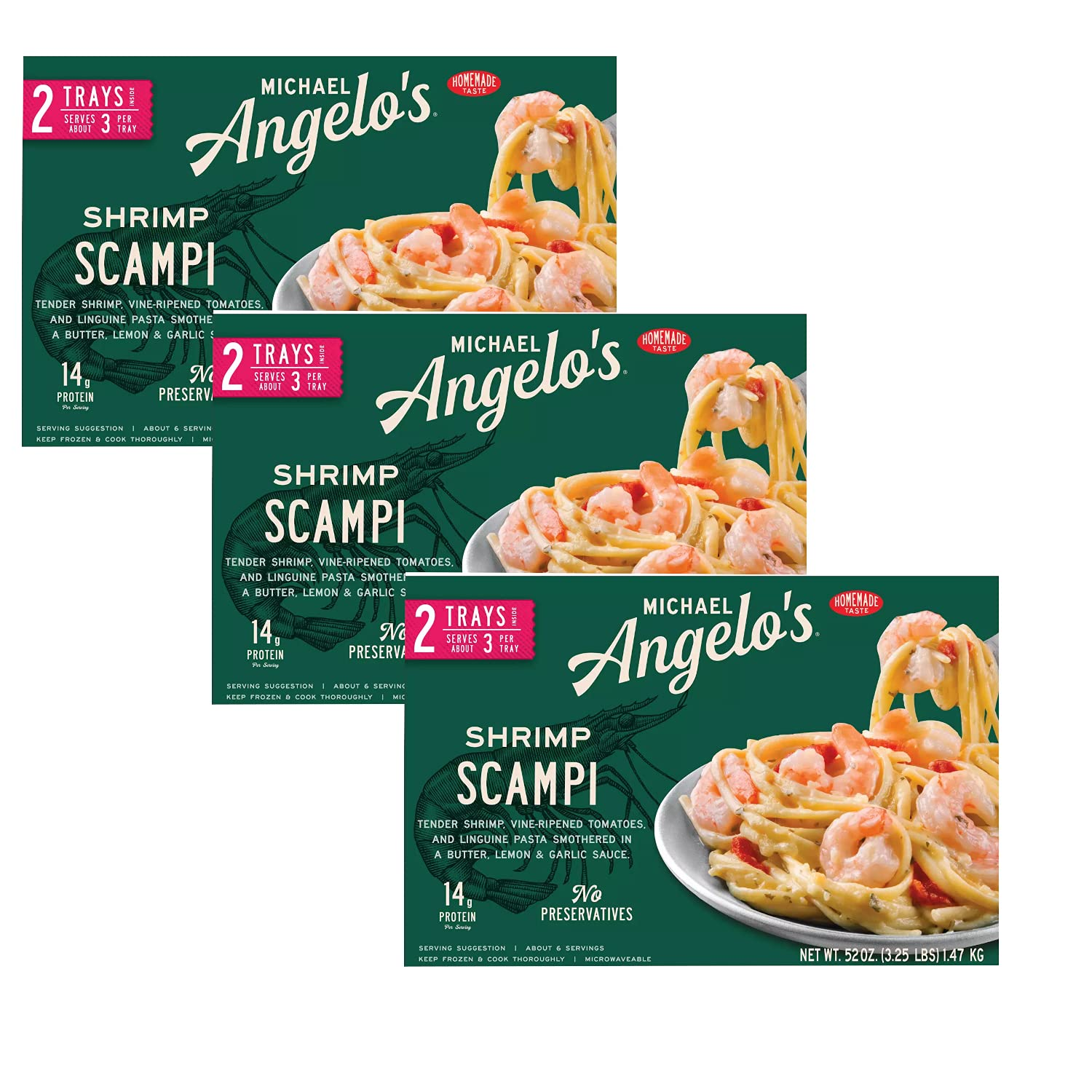Michael Angelo's Frozen Gluten Ranking TOP12 and Free Shri Some reservation Preservative Tender