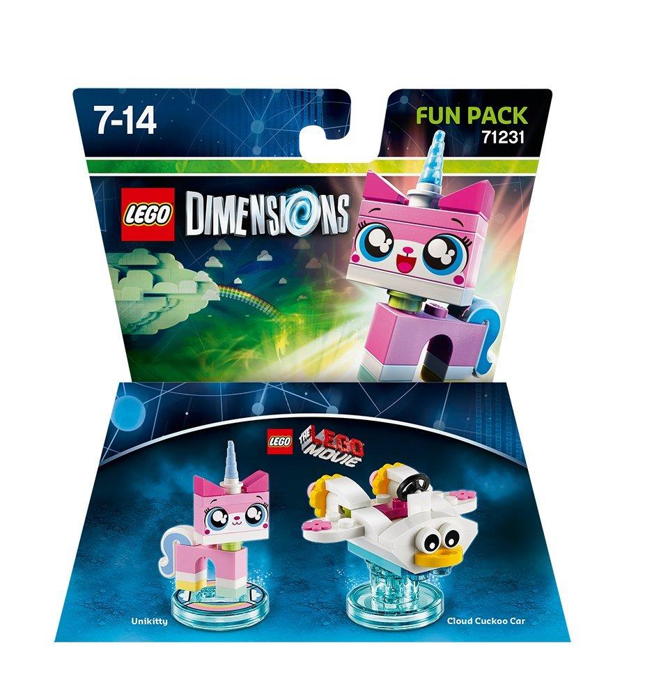 Warner Bros Interactive Spain Lego Dimensions - Unikitty: Amazon.es: Videojuegos