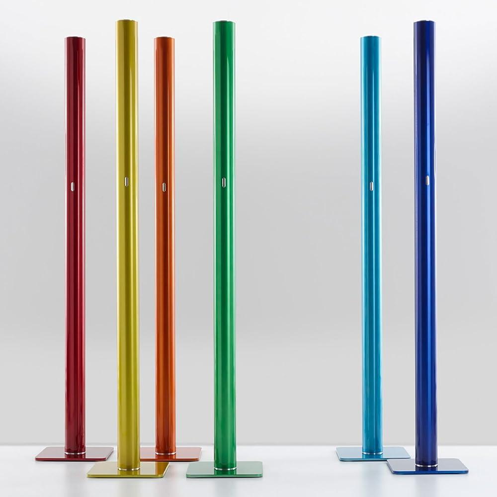 Artemide ilio,lampada da terra, in alluminio di qualità 1640020A