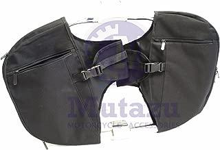 Mutazu Soft Lowers Chaps Leg Warmer for Harley Touring Model OEM Engine Guard