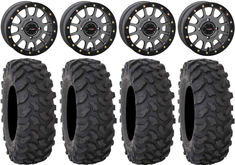 Bundle - 9 Items: System 3 Max 69% OFF SB-5 Wheels Grey 15