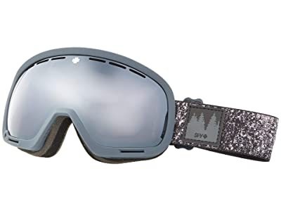Spy Optic Marshall (Spy + Danny Larsen HD Plus Bronze w/ Silver Spectra Mirror) Snow Goggles