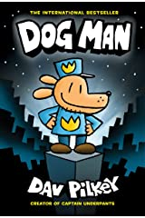Dog Man 1 ハードカバー