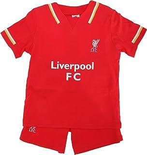 comprar comparacion Liverpool F.C.–Juego de Camiseta y pantalón Corto Oficial