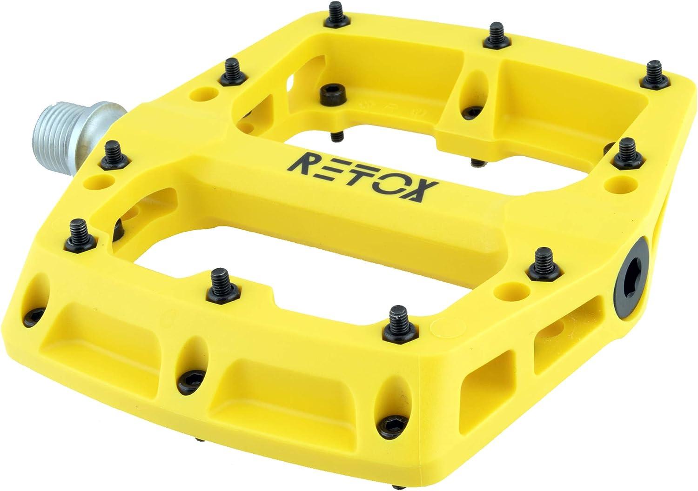 Origin8 Cash Very popular special price Retox Platform Pedals 16