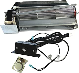 VICOOL FBK-250 (New) Replacement Fireplace Blower KIT for Lennox Superior FBK-250; Rotom #HBRB250