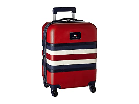 "Hamilton 21"" Upright Suitcase"