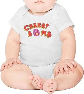 TYLER DEAN Newborn Baby Bodysuits Goal Digger Bulldozer Excavator Kid Pajamas