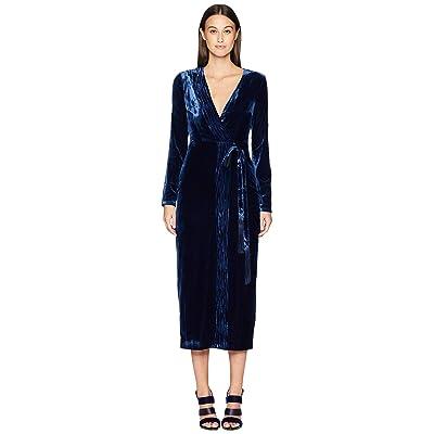 Rachel Zoe Aly Dress (Navy Sapphire) Women