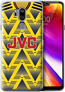 Phone Case/Cover for LG G7 ThinQ/G710 / Arsenal 1991 Away Design/Retro Soccer Jersey/Shirt Division 1 Collection