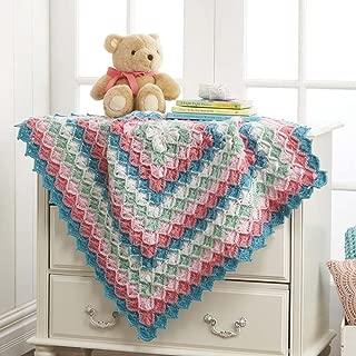 Herrschners® Spring Meadow Baby Blanket