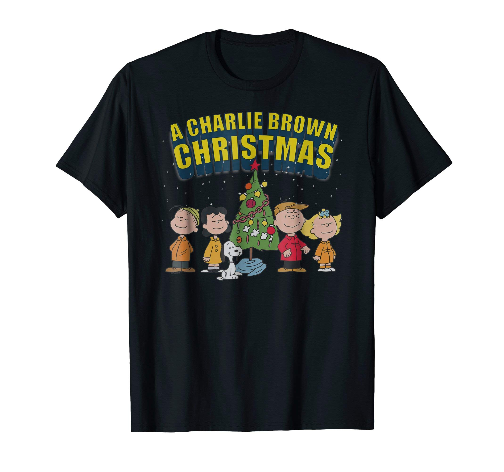 Image of A Charlie Brown Christmas Shirt for Adults and Kids - See More Colors