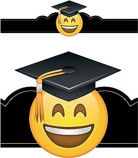 Creative Teaching Press Incentive, Award Emoji Fun Graduation Crown, CT 2566