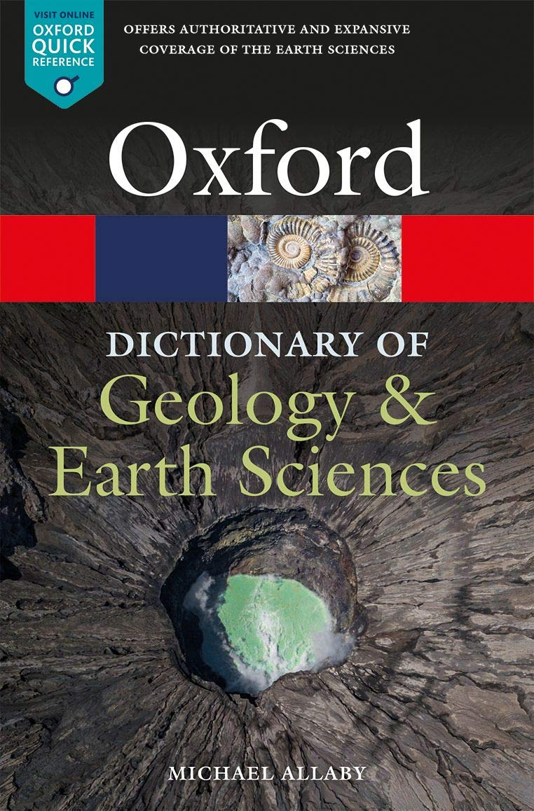Image OfA Dictionary Of Geology And Earth Sciences (Oxford Quick Reference)