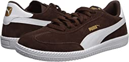 Chestnut/Puma White