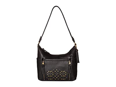 The Sak Keira Hobo by the Sak Collective (Black Stud) Hobo Handbags