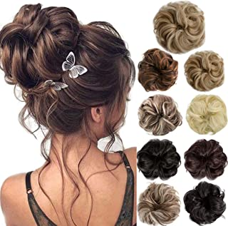Best hair extensions for buns Reviews
