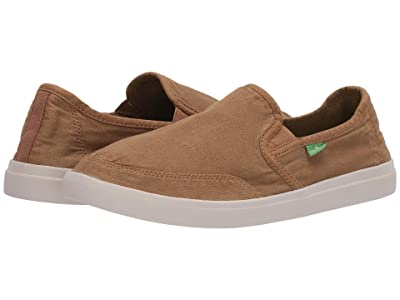 Sanuk Vagabond Slip-On Sneaker (Tobacco 1) Men
