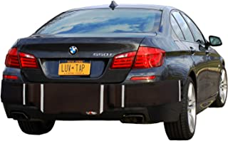 bumper cover car
