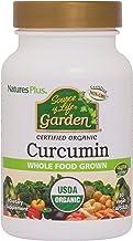 Nature s Plus Source of Life Garden Curcumin – 400 mg 30 Vegan Capsules – Organic Curcumin Supplement – Gluten Free – 30 Servings Estimated Price : £ 24,99