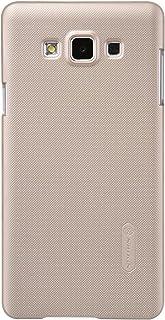 Nillkin Super Frosted Shield Custodia per Samsung Galaxy A7 A700, Oro