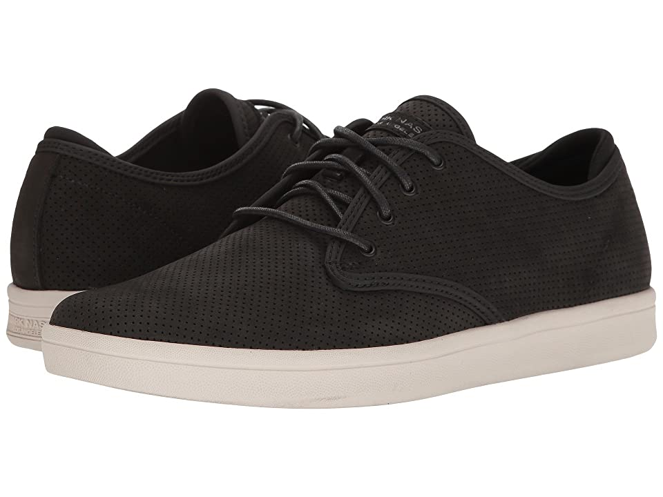 Mark Nason Belmont (Black Perf Nubuck) Men