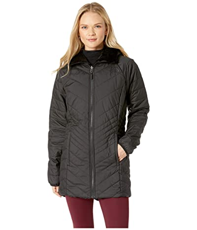 The North Face Mossbud Insulated Reversible Parka (TNF Black) Women