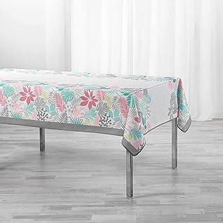 Douceur d'Intérieur Melba Linge DE Table, Rose, 150 x 240 CM