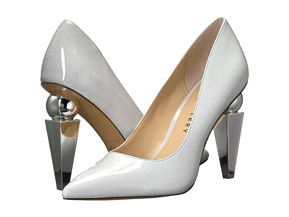 Katy Perry The Memphis (Pearl Grey Smooth Patent) Women