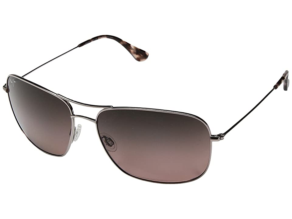 Maui Jim Breezeway (Rose Gold/Maui Rose) Athletic Performance Sport Sunglasses