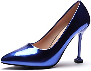 CINAK High Heels Dress Shoes-Pumps for Women Stylish Pointed Toe Stiletto