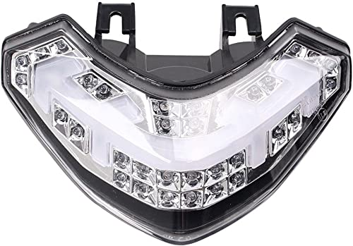 wholesale Mallofusa online Motorcycle Integrated Taillight LED Brake Tail lowest Light Compatible for DUCATI MULTISTRADA 1200 2010 2011 2012 2013 2014 Clear Lens online sale