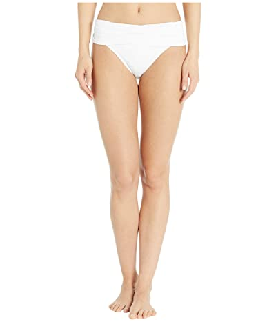 Bleu Rod Beattie Kore Bottoms Sarong Hipster Bottoms (White) Women