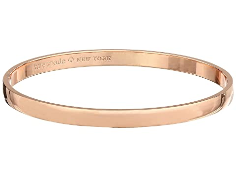 Kate Spade New York Idiom Bangles Stop and Smell The Roses - Solid