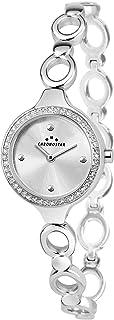 Chronostar R3753275502 Selena Year Round Analog Quartz Silver Watch