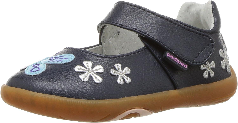 pediped Unisex-Child Allyson Crib Shoe
