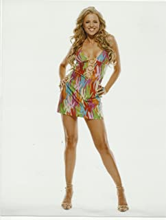 Xena Warrior Princess Lucy Lawless 8 x 10 Inch Photo in Sexy short dress #2