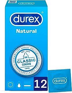 comprar comparacion Durex Preservativos Originales Naturales Natural Plus - 12 Condones
