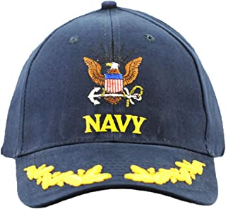 navy hat scrambled eggs