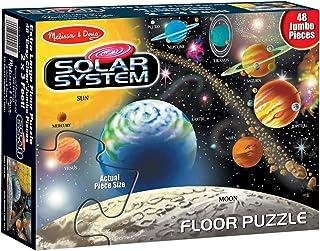 Melissa and Doug Solar System Floor 48 Pcs 413 - Jigsaws and Puzzles