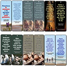 Spanish Bible Scriptures about Family (60 Pack) - Biblical Perspective on Subjects Relating to Families