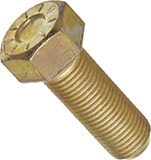 Newport Fasteners 3//4 inch x 2 inch Hex Cap Screw Grade 9 Zinc Yellow Plated Steel Quantity: 20 pcs Made in USA 3//4-10 x 2 Hex Bolt//Coarse Thread//Partially Threaded 1.75 inches of Thread