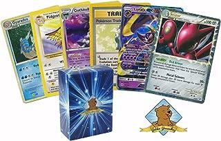 Golden Groundhog All Rares & Holos Pokemon Card Lot of 6! Ultra Rare, EX, Mega EX, LV.X Guaranteed 1 GX Pokemon