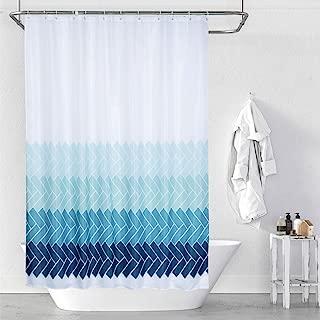 Best shower curtain light blue Reviews