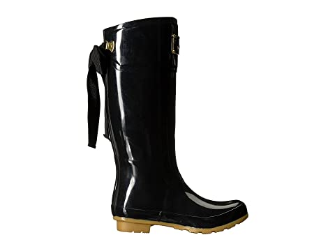 Tall Evedon Joules Rubber RubberBurgundy Boot Black 5ZvvwHfx