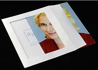 50 8x10 Open Window Envelopes