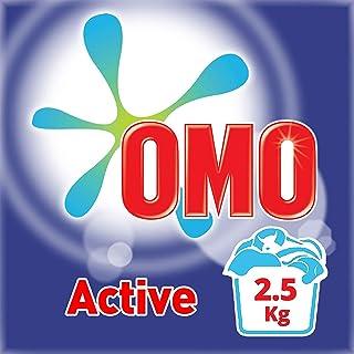 OMO Active Laundry Detergent Powder, 2.5 kg