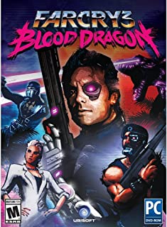 Encore FAR CRY 3 Blood Dragon PC DVD-ROM