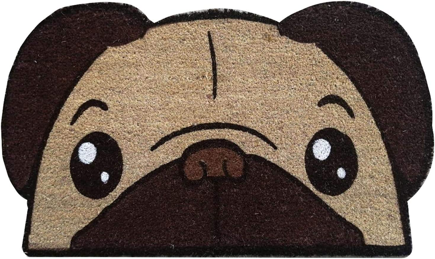 Puckator Doormat Height OFFicial store 1.5cm Width 45cm Credence 76cm Depth Colourful